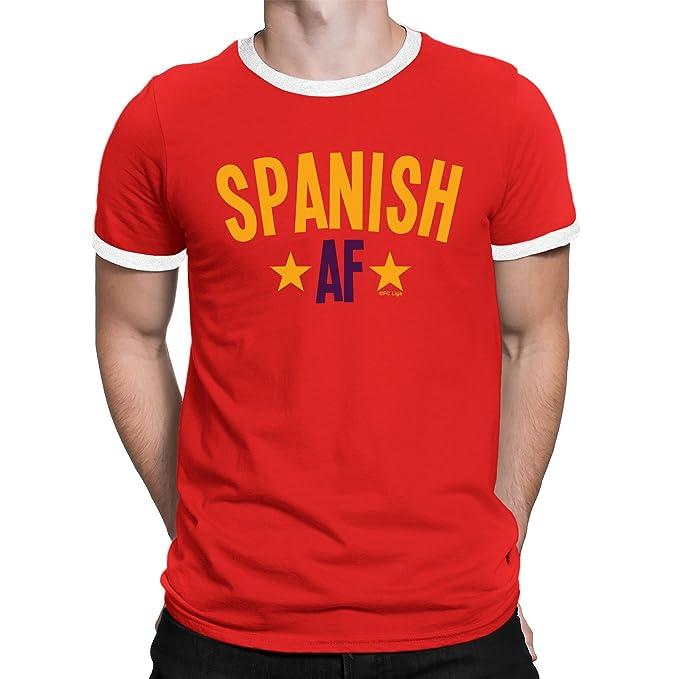 Amazon.com: FC Liga español AF playera de Espana España para ...