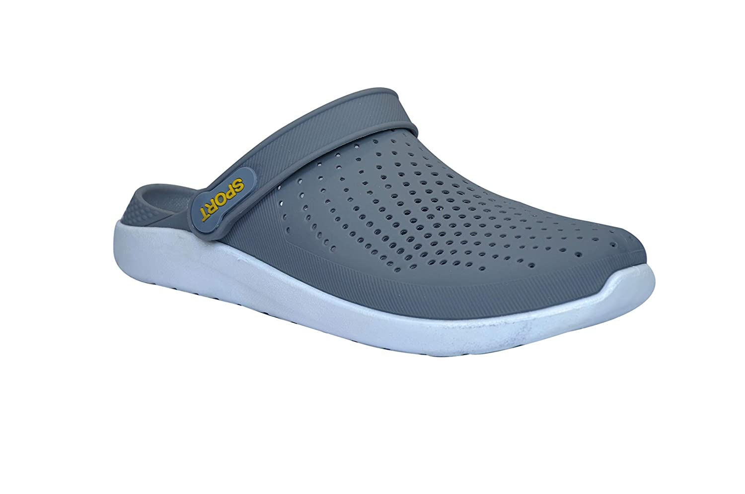 e47cd1ffa17e3f HOCKWOOD Crocs Stylish Comfort Slippers Slide Sandals House Slippers Clogs  and Mules - for Men s and Boy s  Buy Online at Low Prices in India -  Amazon.in
