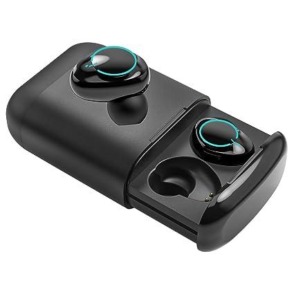 Auriculares Bluetooth, Souleader Auriculares Inalámbricos Estéreo In-ear Bluetooth 5.0 Manos Libres con Micrófono