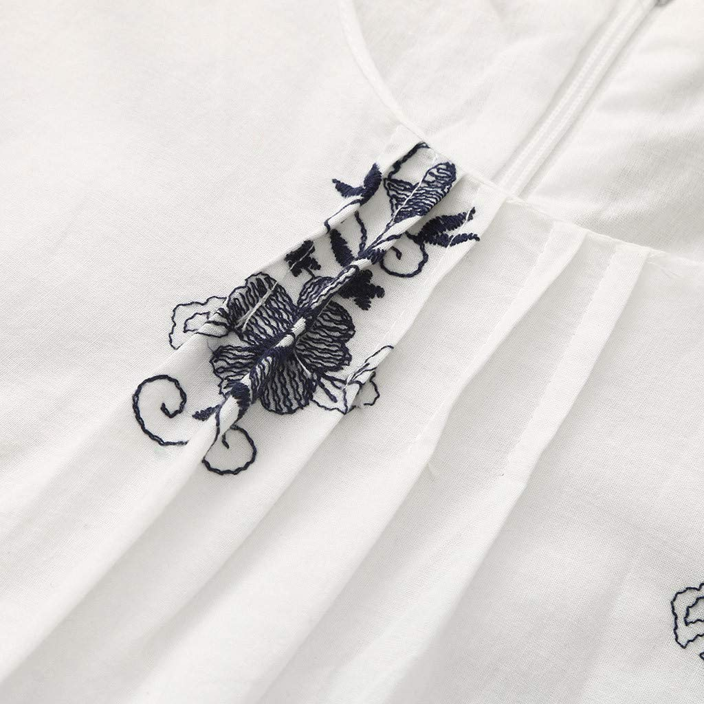 Lurryly 2019 Baby Girls Cute Princess Lace Dress Sleeveless Embroidery Dresses