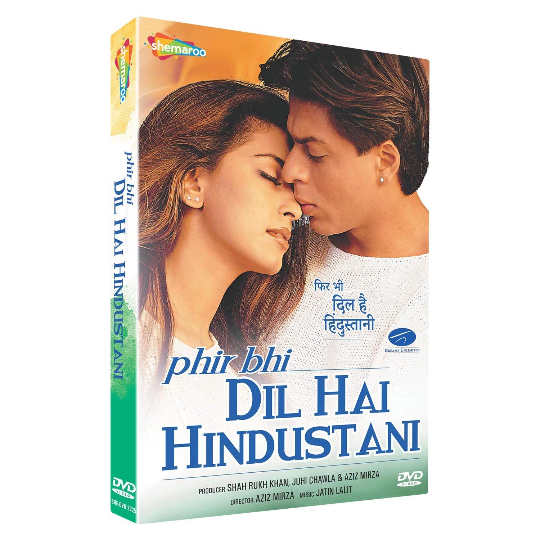 Amazon in: Buy Phir Bhi Dil hai Hindustani DVD, Blu-ray