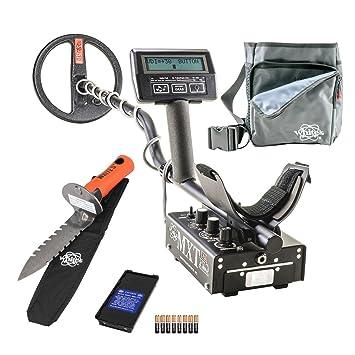 Whites MXT todos Pro Detector de metales de excavadoras especial w/digmaster y bolsa de