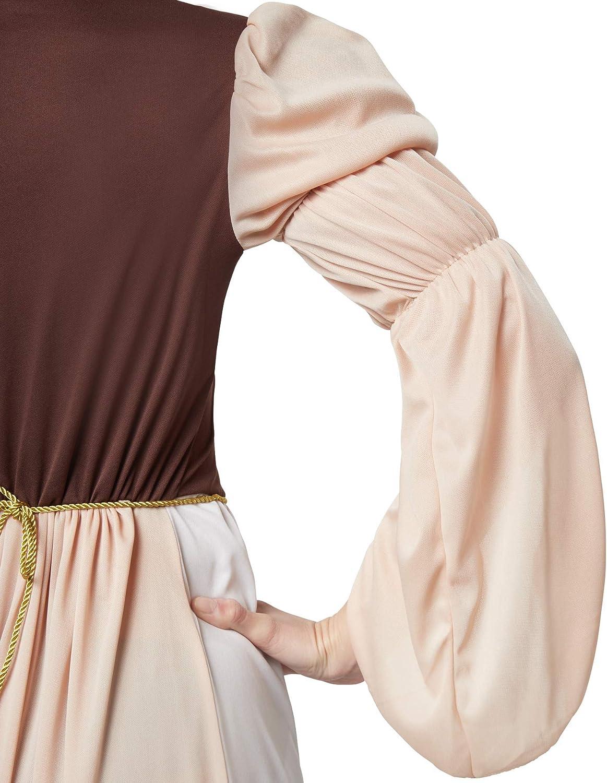 dressforfun 900549 Disfraz de Mujer Hija del Molinero Traje Medieval en Colores c/álidos S | No. 302523