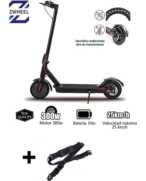 Mtricscoto Mi Scooter Eléctrico, Patinete eléctrico Plegable ...