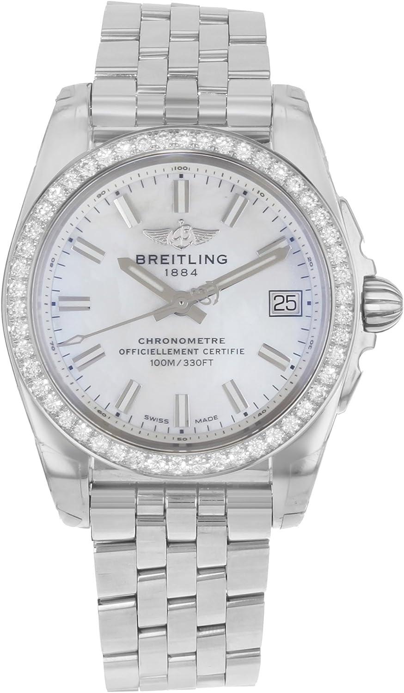 Breitling Galactic 36 Reloj de lujo A7433053/A779-376A