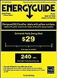 Whynter Black CUF-301BK 3.0 cu. ft. Energy Star