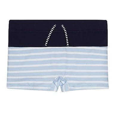 3a45dc160c Debenhams J by Jasper Conran Kids Boys' Blue Striped Trunks: J by ...