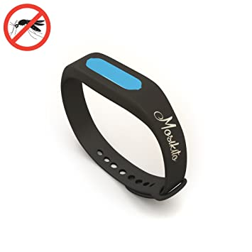 Moskitito   Brand New 2017 Travel Insect Repellent Bracelet With 2 FREE  Refills U2013 Best Mosquito