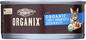 Castor & Pollux Cat Food Can Trky Chkn Or