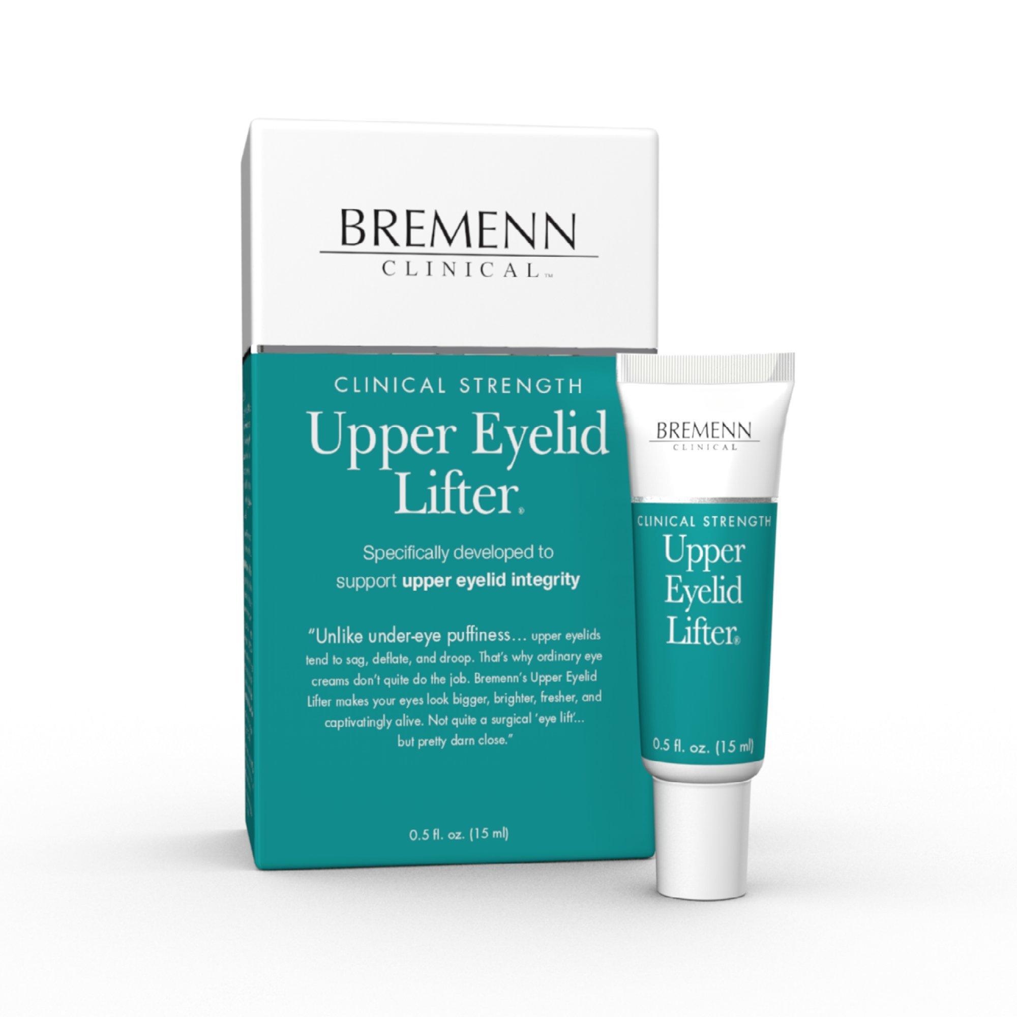 Bremenn Clinical Upper Eyelid Lifter .5 oz/15 ml