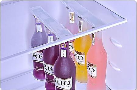 Organizador del refrigerador Compartimientos del refrigerador ...