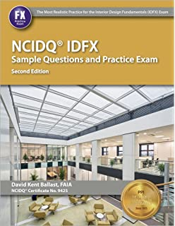 NCIDQ IDFX Sample Questions And Practice Exam