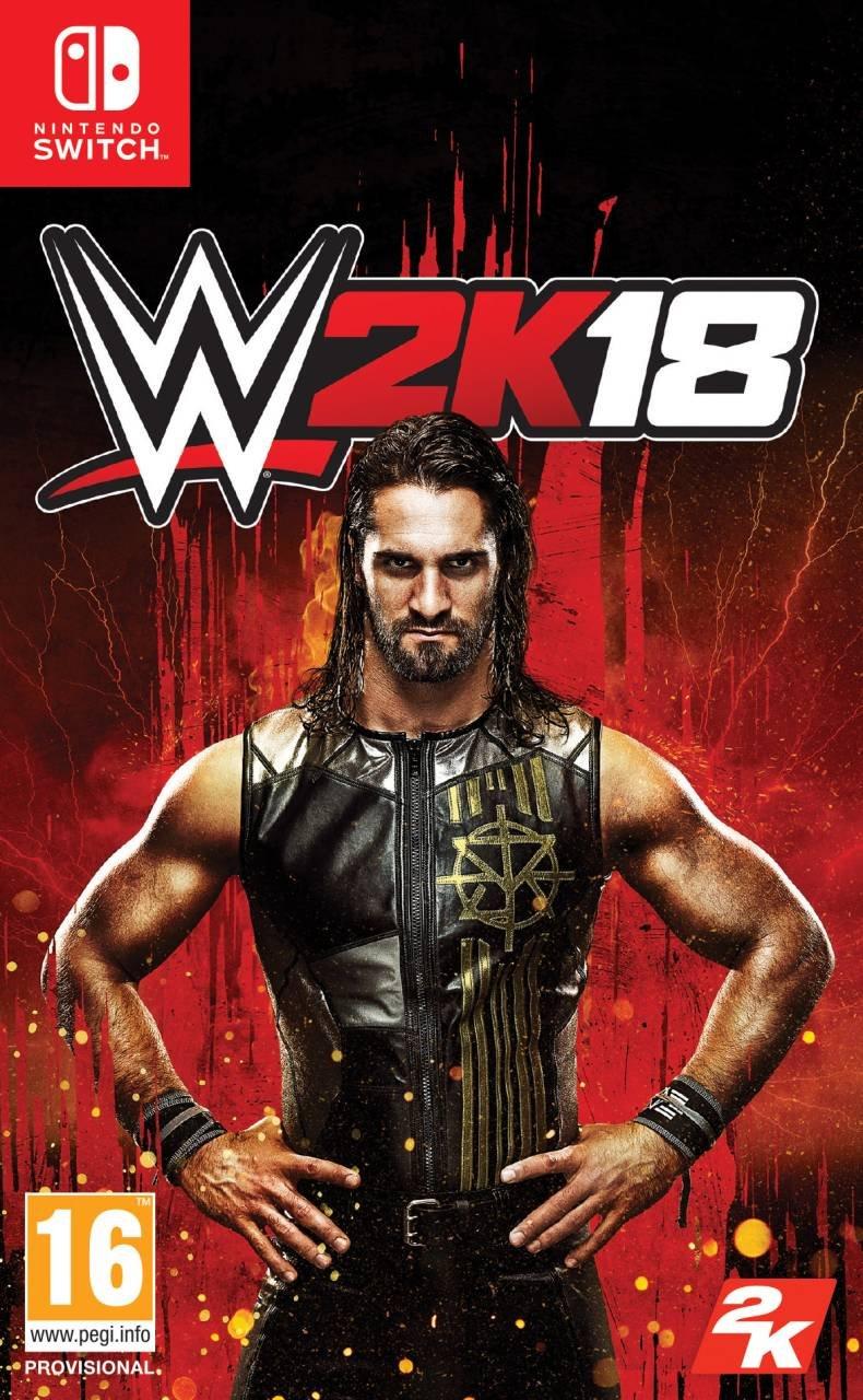 WWE 2k18 Switch , Spanish Edition
