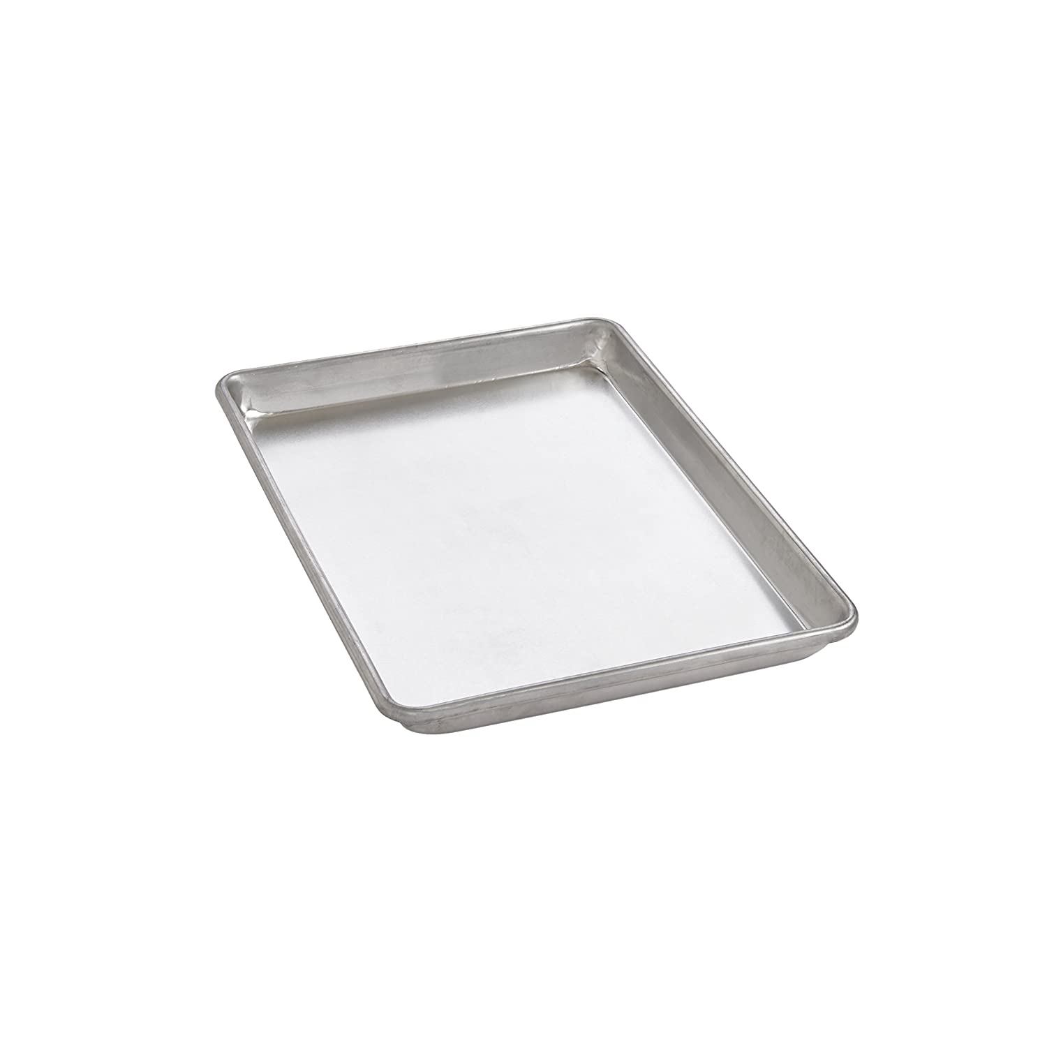Anderson/'s Baking Heavyweight Quarter Sheet Baking Pan Commercial Grade 19-Gauge Aluminum Mrs 9.5-Inches x 13-Inches