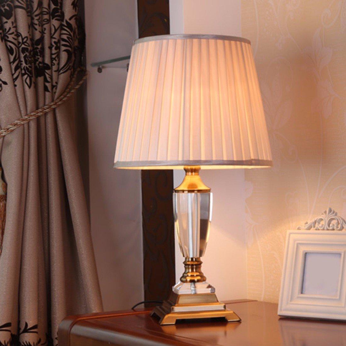 CJSHV-lampada da tavolo La Moda Lusso Soggiorno Da Letto Comodino ...