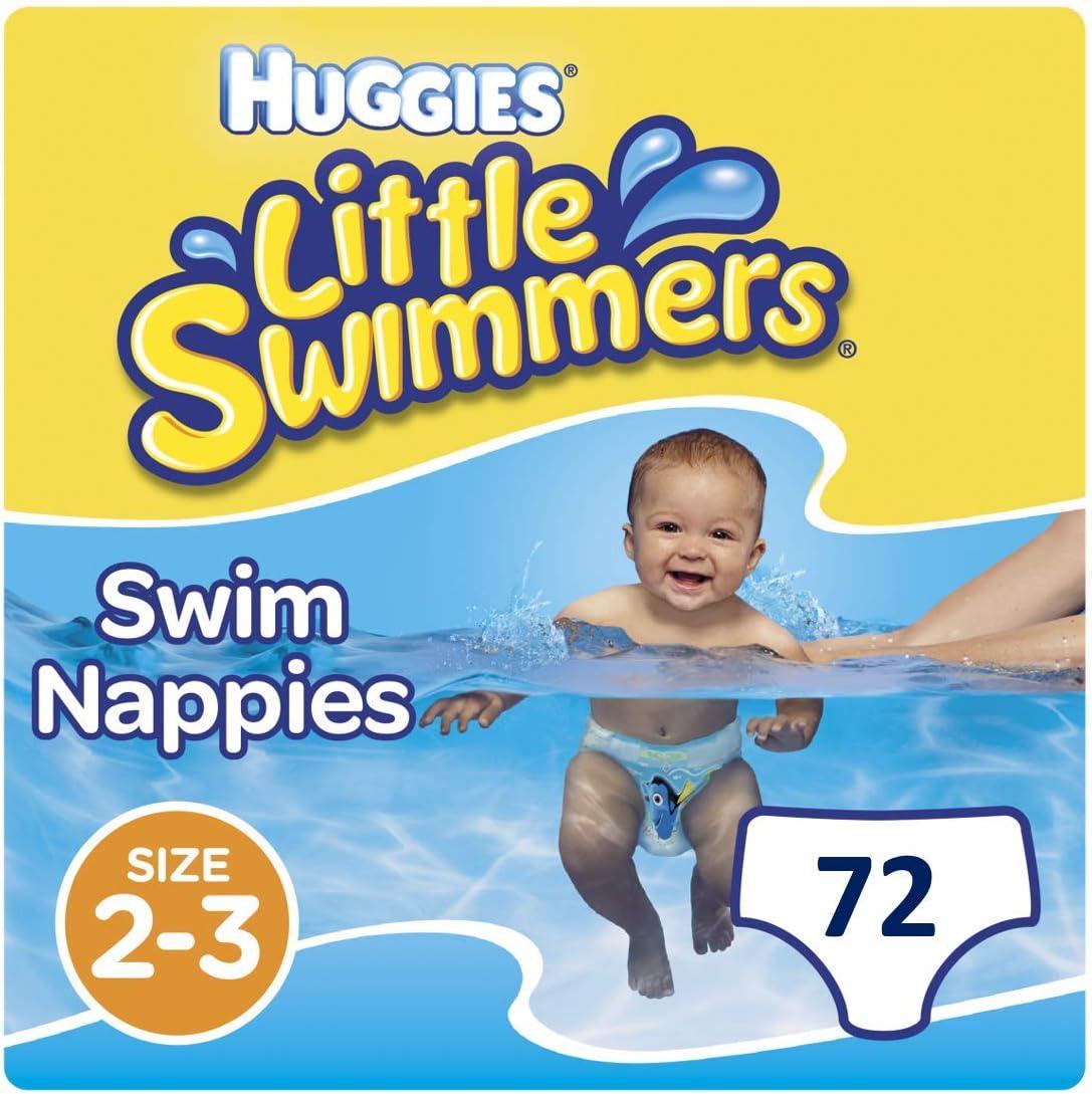 Huggies Little Swimmers desechables pa/ñales de nadar /3 tama/ño 2/ 36/pantalones