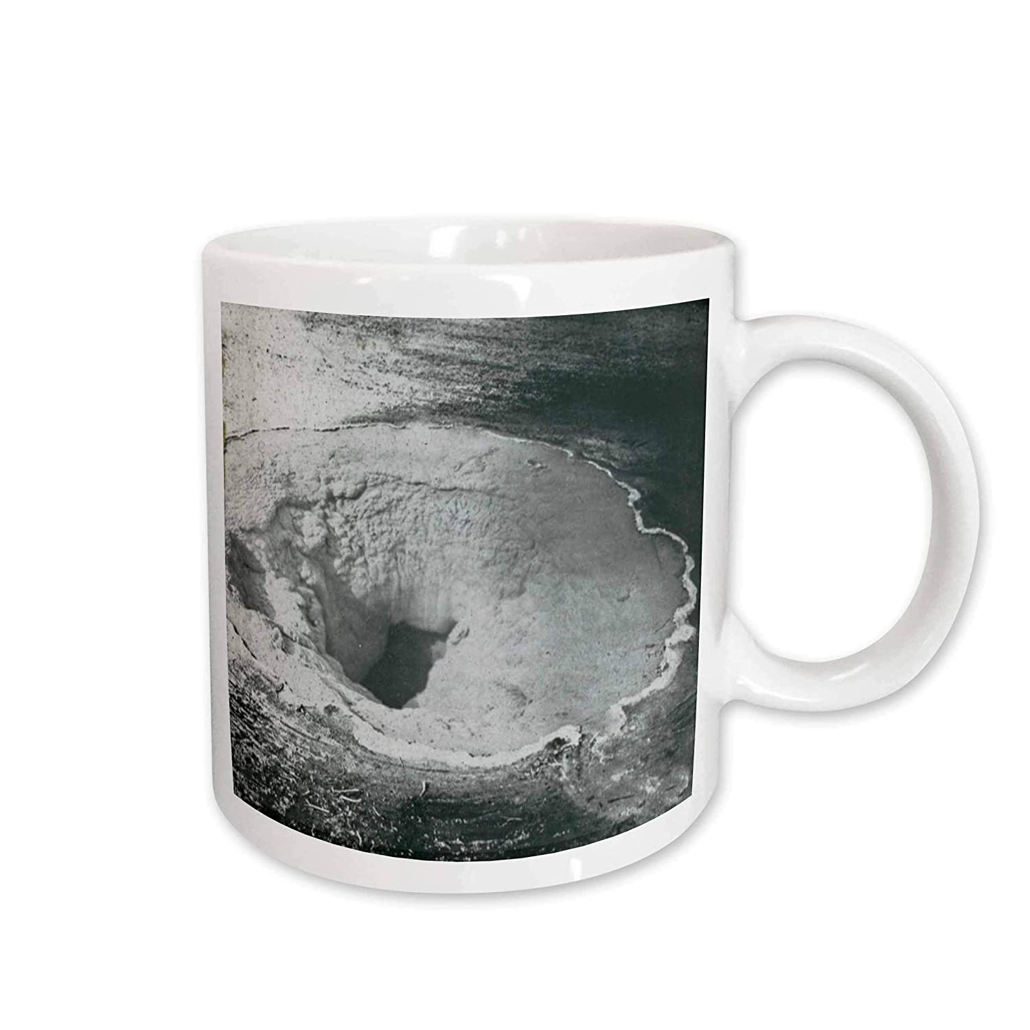 Buy 3drose Vintage Yellowstone National Park Geysers Victor Animatograph Co 5 Ceramic Mug 15 Ounce Online At Low Prices In India Amazon In