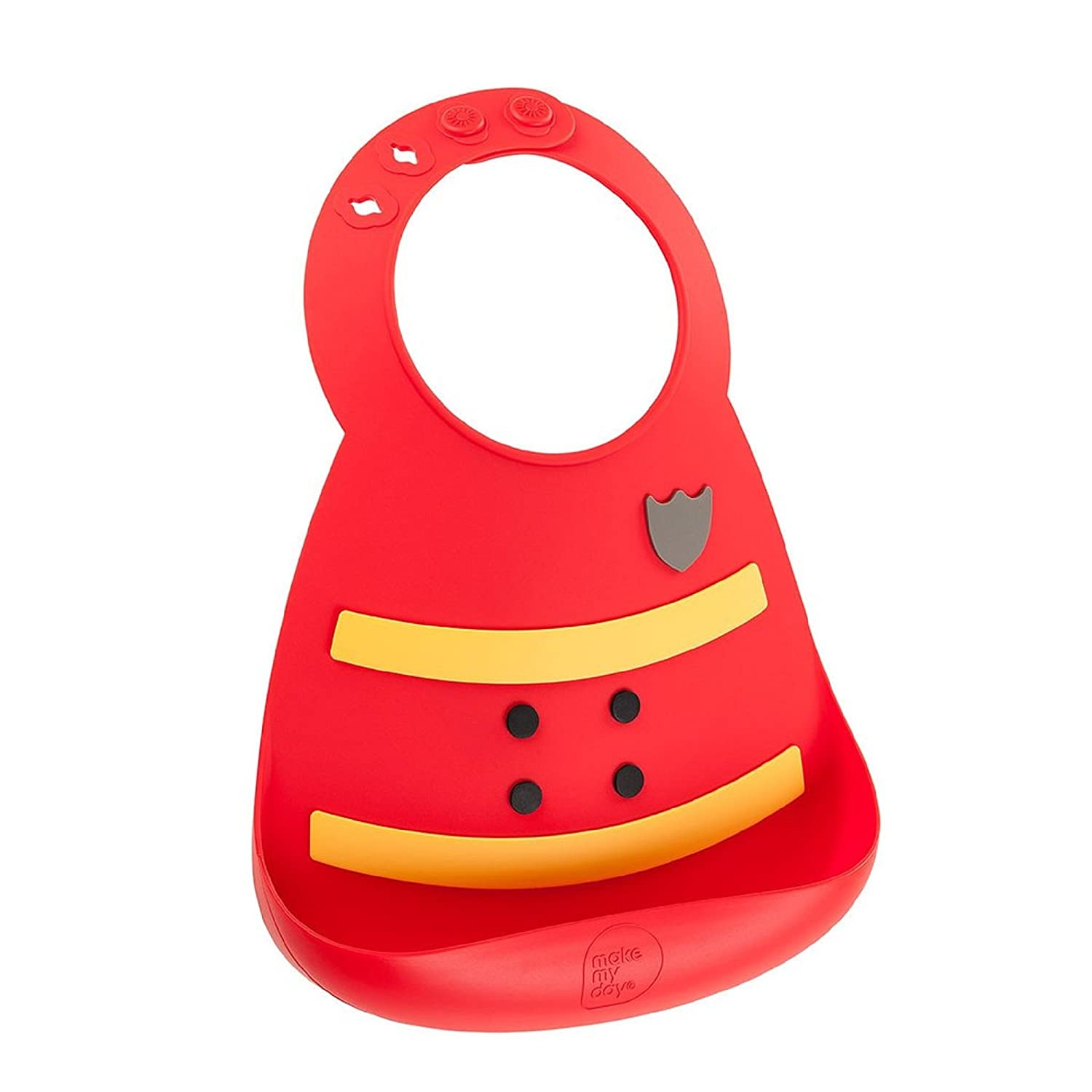 No. 8 Brands 74574 Baby Bib Fireman  Amazon.ca  Home   Kitchen e1b1bc1fc717