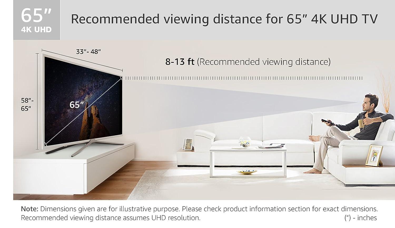 Samsung 163 Cm 4k Uhd Qled Smart Tv 65q8c Amazonin Electronics