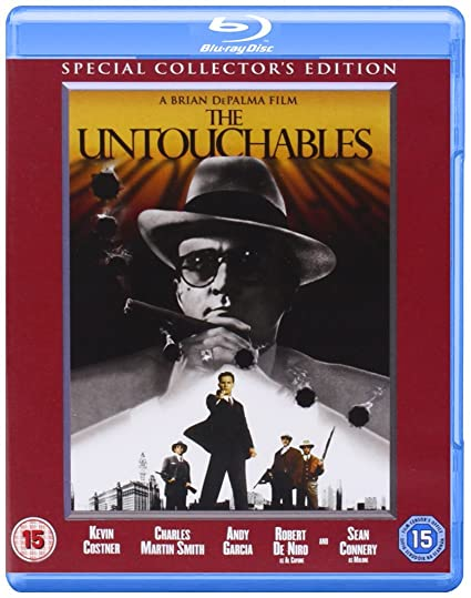 The Untouchables 1987 1080p BRRip x264 AAC - Hon3y