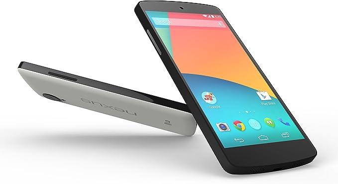 LG Nexus 5 - Smartphone libre Android (pantalla 4.95