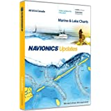 Navionics Updates Us And Canada Marine And Lake Charts On Sd Msd