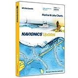 Navionics Updates US and Canada Marine and Lake Charts on SD/MSD
