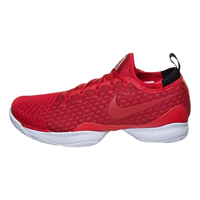 on sale d13a0 2622e Nike Men s Air Zoom Ultra React Tennis Shoe (8 D US, University Red