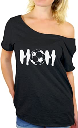 Game Day Shirt Soccer Mom Shirt Soccer Mom Top Athlete Mom Shirt Mom/'s Birthday Mother/'s Day Gift Slouchy Tee Sports Mom