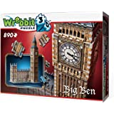 Wrebbit 3D Big Ben and Houses Of Parliament Jigsaw Puzzle