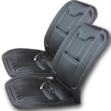 AUTO SITZHEIZUNG 2x Heizstufen Sitzauflage HEIZKISSEN SITZHEIZUNG 12V KFZ PKW