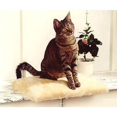 Silvio Diseño Gato - Tumbona Cama, manta de gatos, ventana para ...