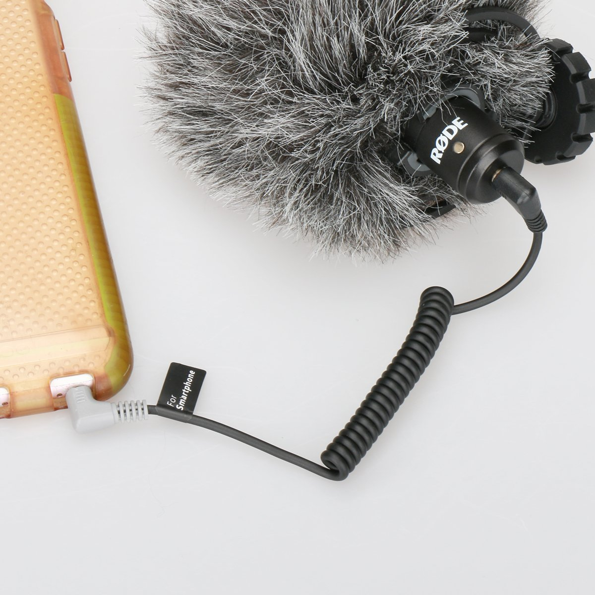 ulanzi TRS de 3,5 mm a TRRS Cable de conexión, Smartphone ...