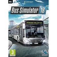 Bus Simulator 18 (PC DVD)