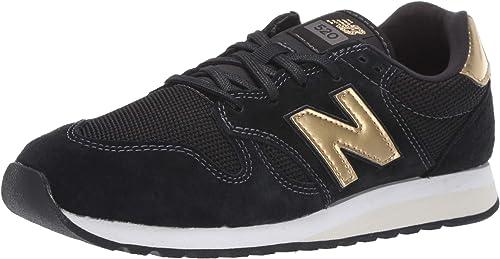 new balance noir 520
