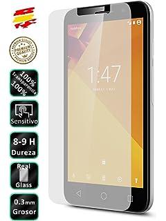 Protector de Pantalla Cristal Templado Vidrio 9H para Vodafone Smart Turbo 7 - Movilrey