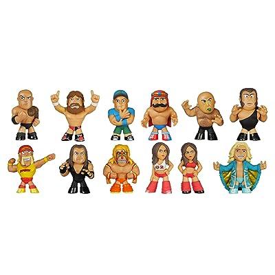 Funko WWE Mystery Mini - One Figure: Funko Mystery Minis:: Toys & Games