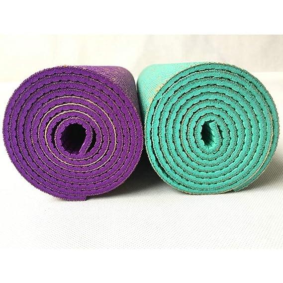 FELICIPP PVC Yoga Mat Ambientalmente amigable Antideslizante ...