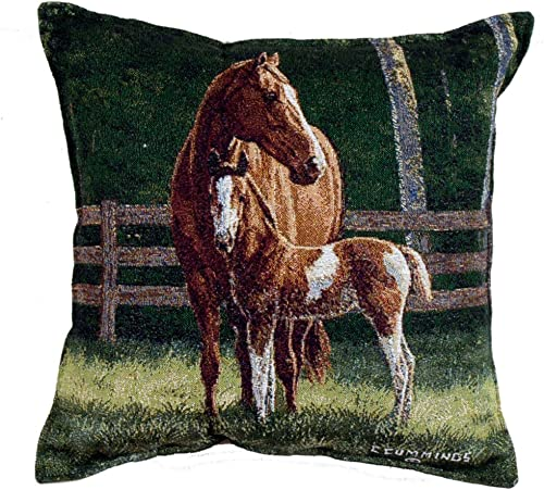 Simply Home Josie Tapestry Pillow