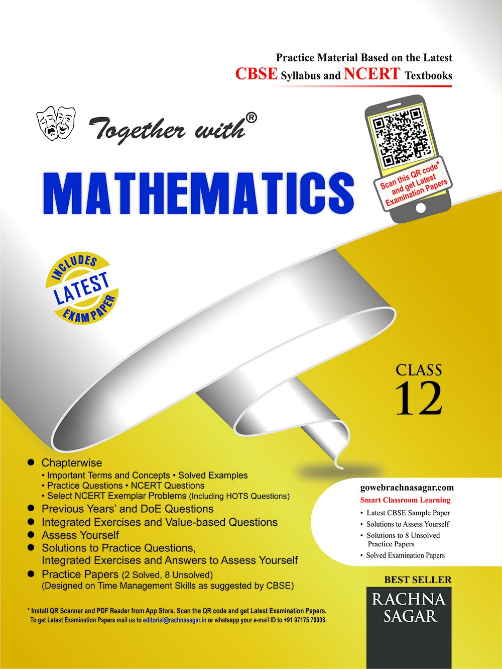 Together With CBSE Practice Material/Sample Papers for Class 12