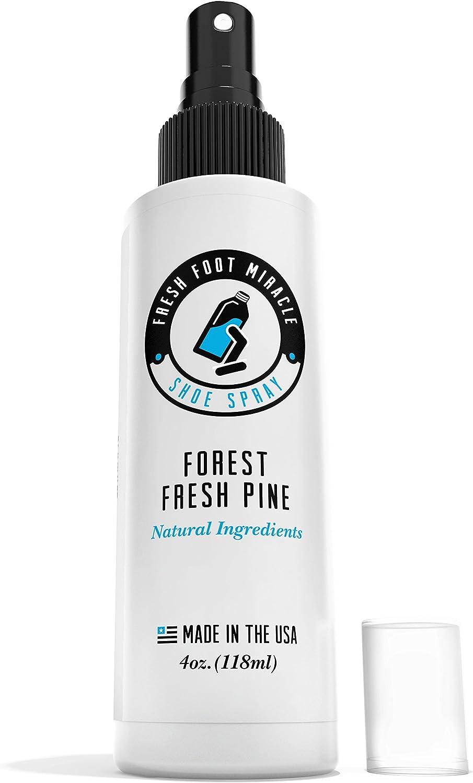 Fresh Foot Miracle Shoe Deodorizer Spray