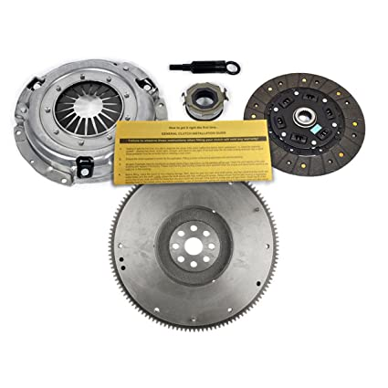 Amazon.com: EFT HD CLUTCH KIT & OEM FLYWHEEL for SUBARU IMPREZA FORESTER LEGACY OUTBACK 2.5L: Automotive