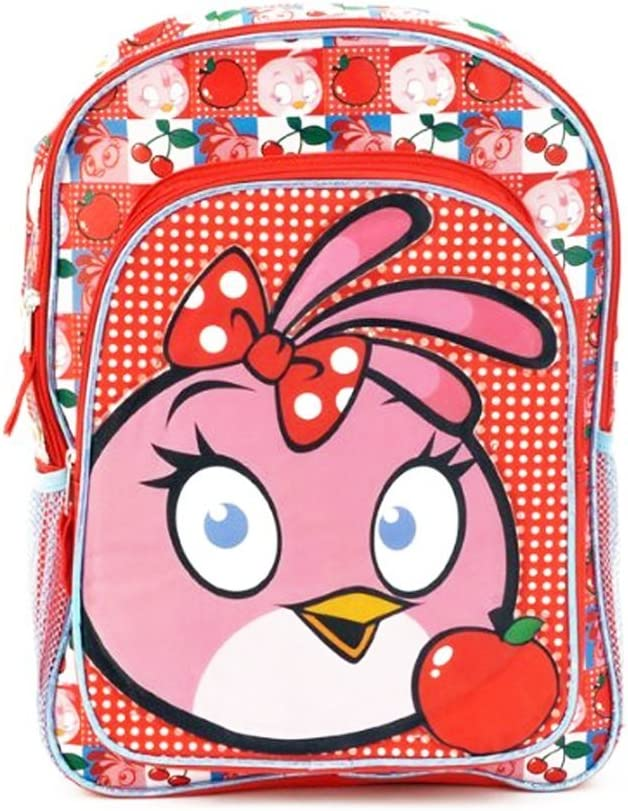 BRAND NEW Licensed Angry Birds School Lunch Bag Why So Angry?