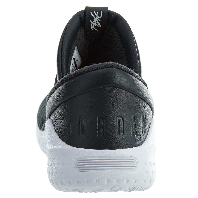 Jordan Nike Men's Flight Luxe Training Shoe B077N2KNSM 11 D(M) US|Anthracite/Black/White