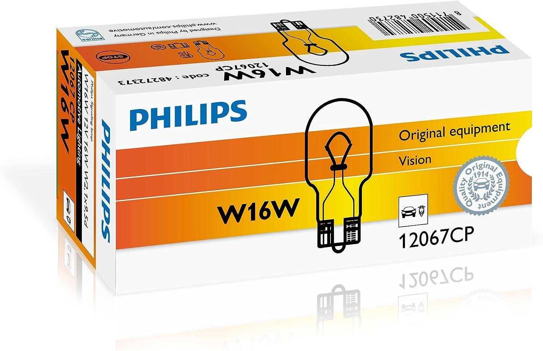 Philips 12067cp Innenbeleuchtung W16w Auto