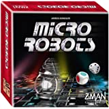 Micro Robots Board Game (8 Player)