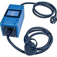 as - Schwabe 61747 MIXO Stromzähler, 230 V, Blau