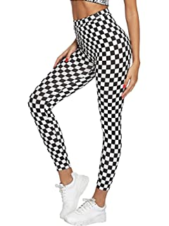 Amazon.com: WDIRARA Womens Zip Front Plaid Print Long ...