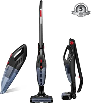 Deik 2-in-1 22.2V Cordless Handheld Vacuum Cleaner