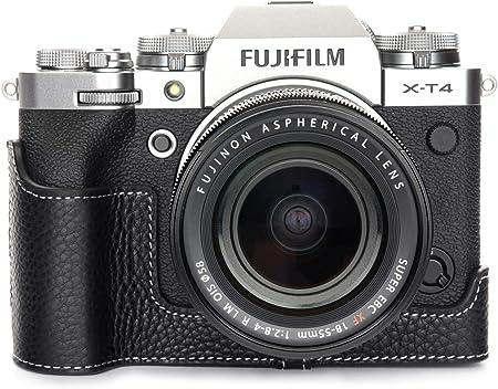Zakao X T4 Schutzhülle Handgefertigt Echtes Leder Kamera